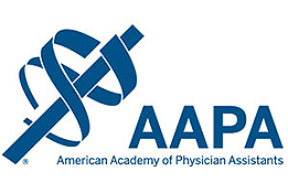 American Academy of Physician Assistants (logo)