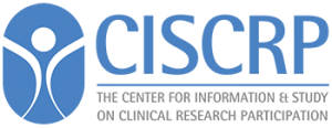 The Center for Information & Study on Clinical Research Participation (logo)