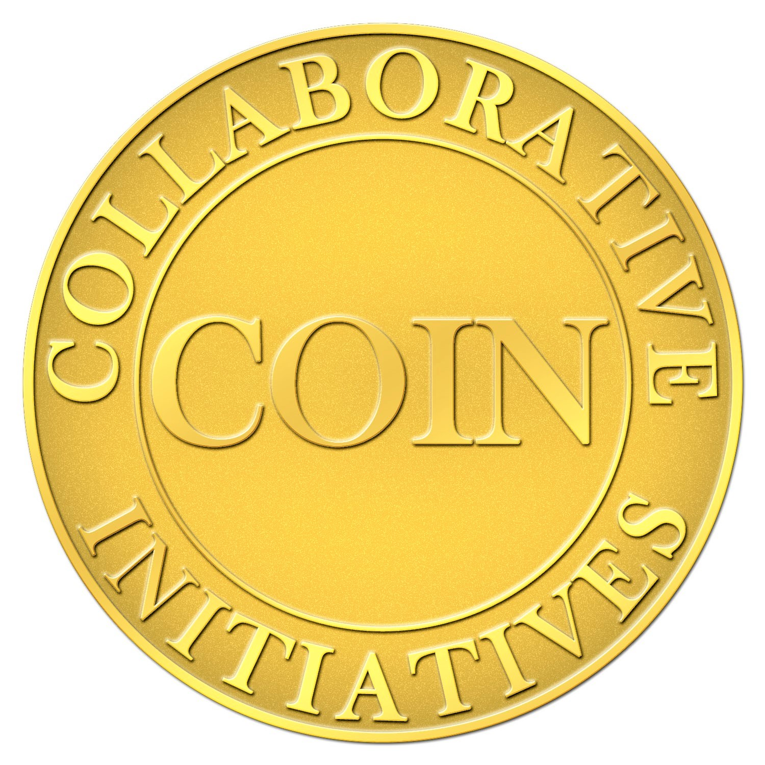 COIN Lapel Pin