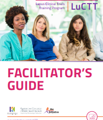 Document cover - LuCTT, Facilitator's guide