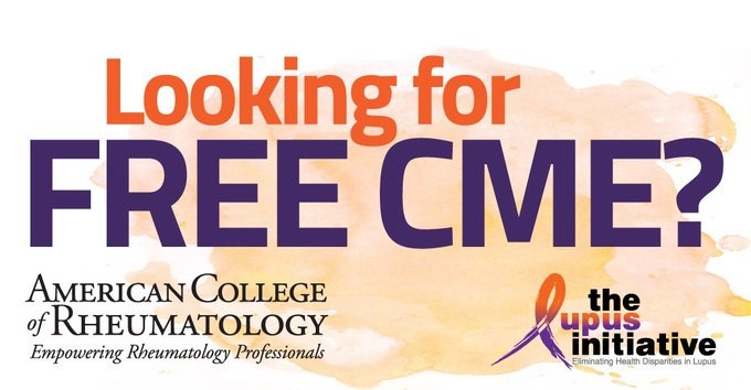 Looking for a free CME?
